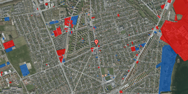 Jordforureningskort på Hvidovrevej 336C, st. tv, 2650 Hvidovre