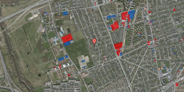 Jordforureningskort på Hf. Dahlia 53, 2650 Hvidovre