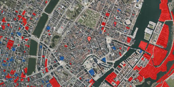 Jordforureningskort på Valkendorfsgade 7A, st. , 1151 København K