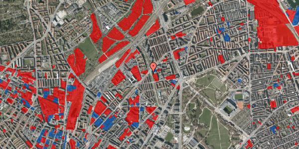 Jordforureningskort på Lersø Parkallé 69, 2100 København Ø
