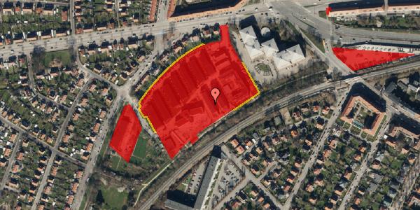 Jordforureningskort på Rabarbervej 88, 2400 København NV