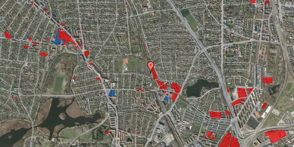 Jordforureningskort på Rødhalsgangen 2, 2400 København NV