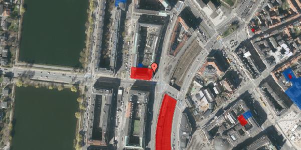 Jordforureningskort på Vester Farimagsgade 23, 4. , 1606 København V