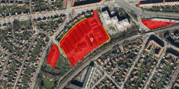 Jordforureningskort på Rabarbervej 90, 2400 København NV