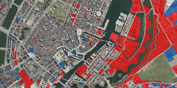 Jordforureningskort på Peder Skrams Gade 13, 1054 København K