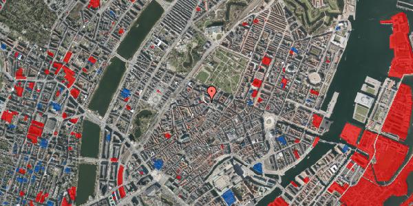 Jordforureningskort på Suhmsgade 2B, 3. , 1125 København K