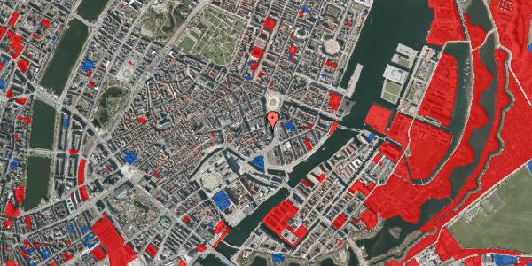 Jordforureningskort på Laksegade 4, 1063 København K