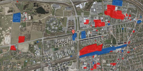 Jordforureningskort på Øtoftegårdsvej 8, 2630 Taastrup