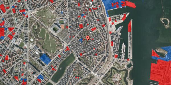 Jordforureningskort på Saabyesvej 10, kl. 11, 2100 København Ø