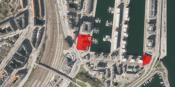 Jordforureningskort på Dampfærgevej 4B, 2100 København Ø