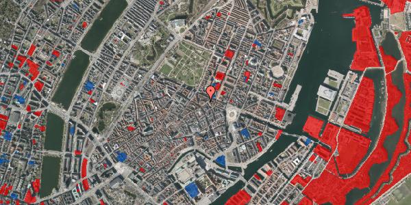 Jordforureningskort på Ny Østergade 19, 4. , 1101 København K