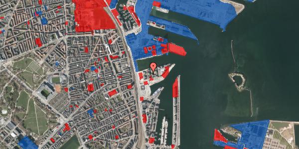 Jordforureningskort på Marmorvej 15C, 3. th, 2100 København Ø