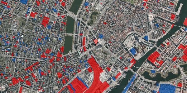 Jordforureningskort på Axeltorv 2C, 1609 København V