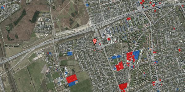 Jordforureningskort på Hf. Kettehøj 84, 2650 Hvidovre
