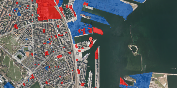 Jordforureningskort på Marmorvej 51, 3. , 2100 København Ø
