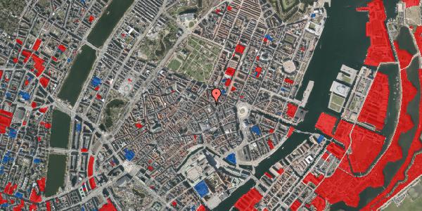 Jordforureningskort på Gammel Mønt 11, 1117 København K