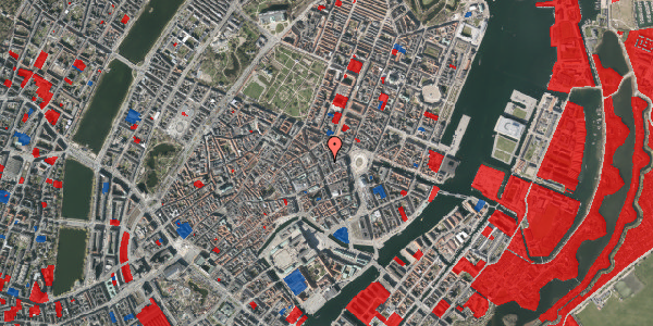 Jordforureningskort på Pistolstræde 3, 1102 København K