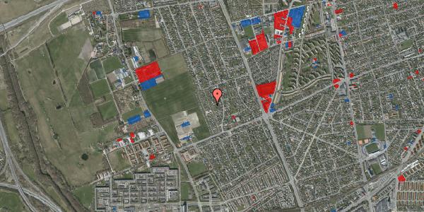 Jordforureningskort på Hf. Dahlia 32, 2650 Hvidovre
