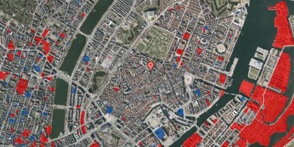 Jordforureningskort på Købmagergade 50C, 1150 København K