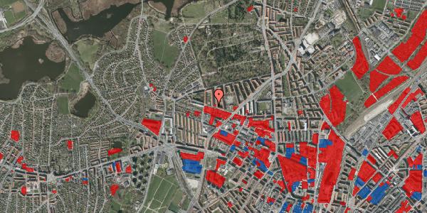 Jordforureningskort på Præstelængen 1A, 2400 København NV