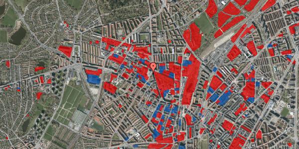 Jordforureningskort på Glasvej 27, 3. th, 2400 København NV