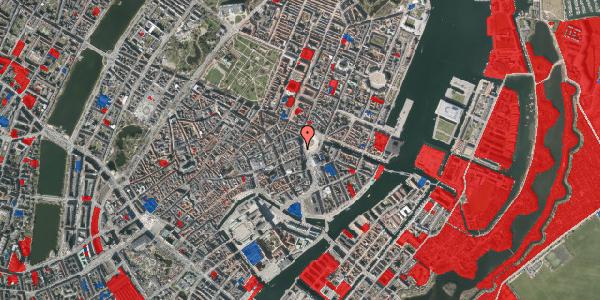 Jordforureningskort på Kongens Nytorv 23, 3. , 1050 København K