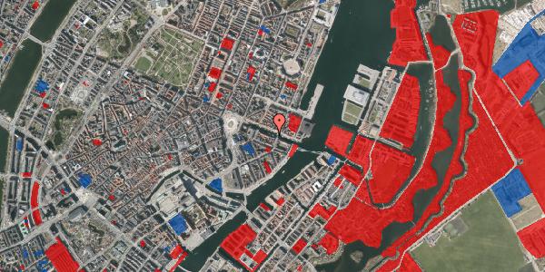 Jordforureningskort på Nyhavn 26, st. , 1051 København K