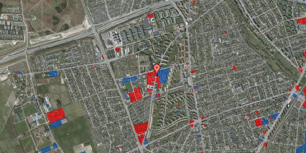 Jordforureningskort på Arnold Nielsens Boulevard 62C, 2650 Hvidovre