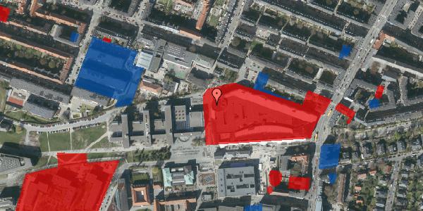 Jordforureningskort på Solbjerg Plads 2D, 2000 Frederiksberg