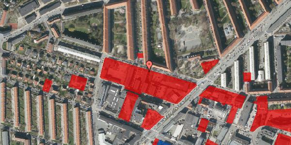 Jordforureningskort på Dortheavej 42, 1. 4, 2400 København NV