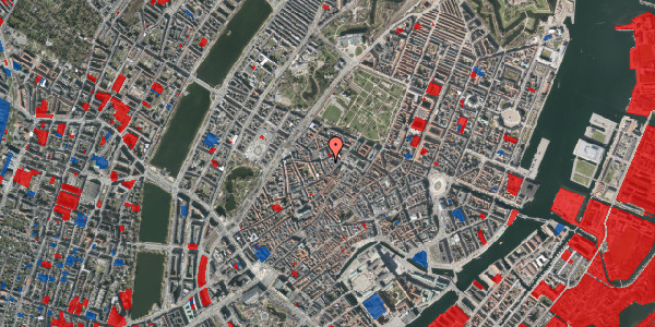 Jordforureningskort på Pustervig 8A, 2. , 1126 København K