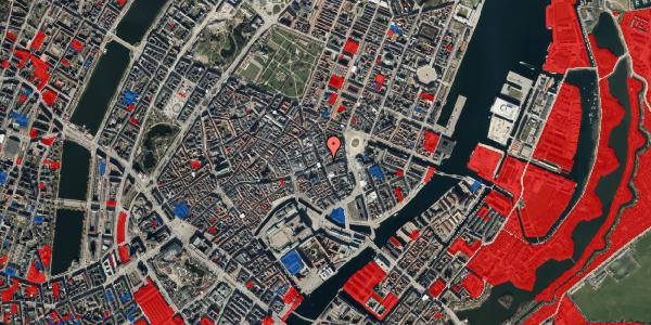 Jordforureningskort på Bremerholm 1, st. th, 1069 København K