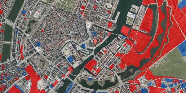 Jordforureningskort på Niels Juels Gade 15, 1059 København K