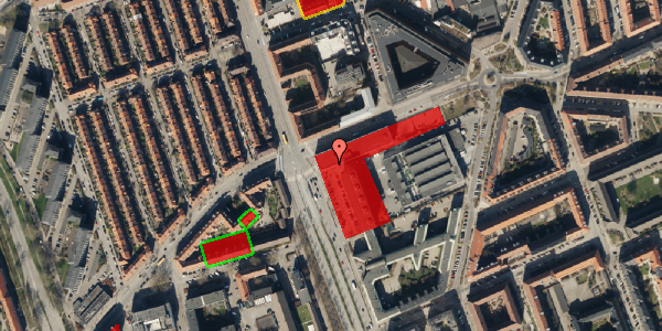 Jordforureningskort på Lyngbyvej 34, st. , 2100 København Ø