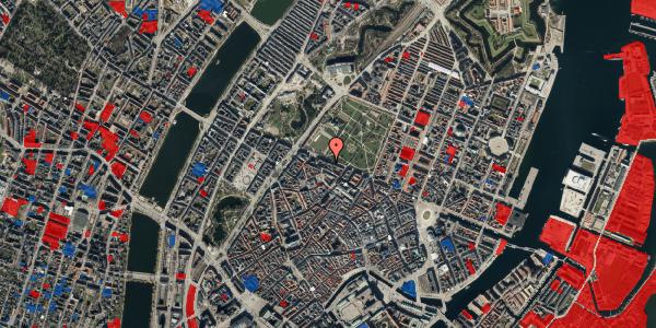 Jordforureningskort på Gothersgade 103, 5. tv, 1123 København K