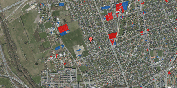 Jordforureningskort på Hf. Dahlia 29, 2650 Hvidovre