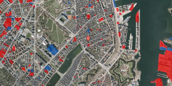 Jordforureningskort på Willemoesgade 7C, 2100 København Ø