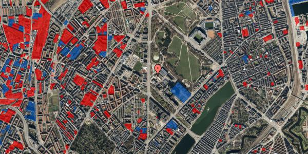 Jordforureningskort på Edel Sauntes Allé 6, 2100 København Ø