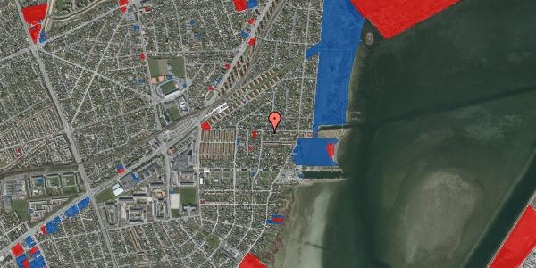 Jordforureningskort på Lodsvej 50A, 2650 Hvidovre