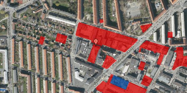 Jordforureningskort på Rentemestervej 78, 3. 3, 2400 København NV