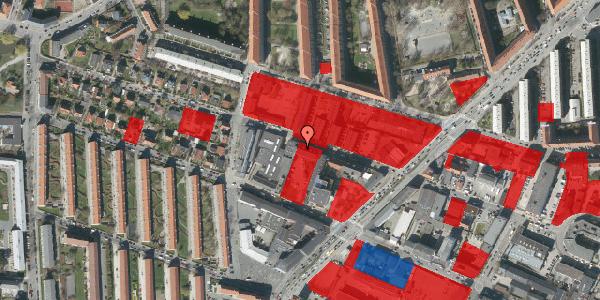 Jordforureningskort på Rentemestervej 78, 3. 1, 2400 København NV