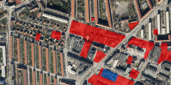 Jordforureningskort på Rentemestervej 78, 2. 1, 2400 København NV