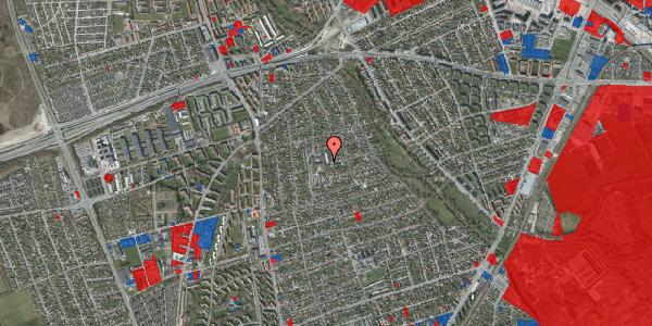 Jordforureningskort på Karise Alle 31, st. 58, 2650 Hvidovre