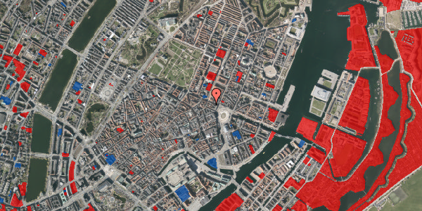Jordforureningskort på Gothersgade 11A, 1. , 1123 København K