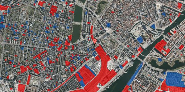 Jordforureningskort på Reventlowsgade 4, 1. , 1651 København V