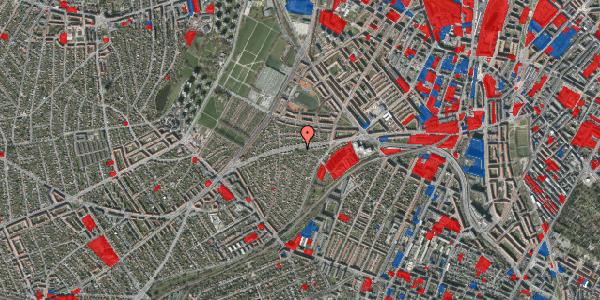 Jordforureningskort på Hillerødgade 117B, 2400 København NV
