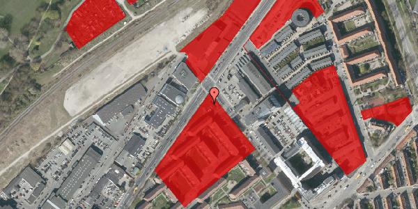 Jordforureningskort på Vermundsgade 47A, 2100 København Ø