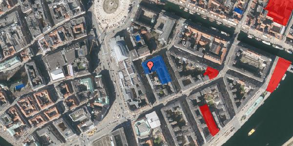 Jordforureningskort på Tordenskjoldsgade 9, 1. tv, 1055 København K