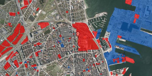 Jordforureningskort på Carl Nielsens Allé 12, 2100 København Ø