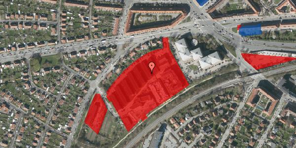 Jordforureningskort på Jordbærvej 33, 2400 København NV